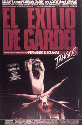 El exilio de Gardel (Tangos)