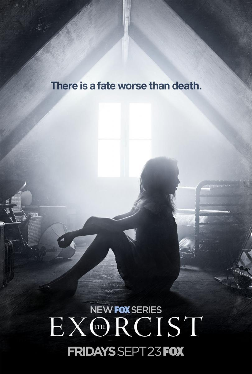 El Exorcista Temporada 1 (HD Latino – Ingles 720p) 2016