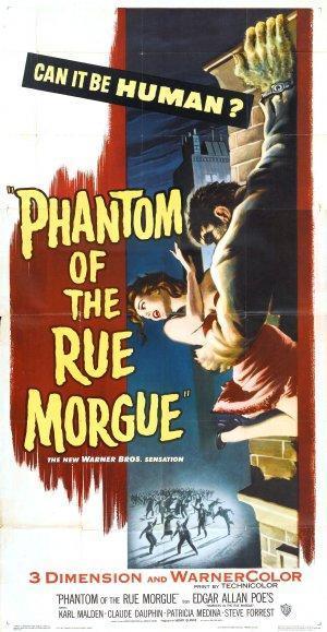El Fantasma De La Calle Morgue (1954)