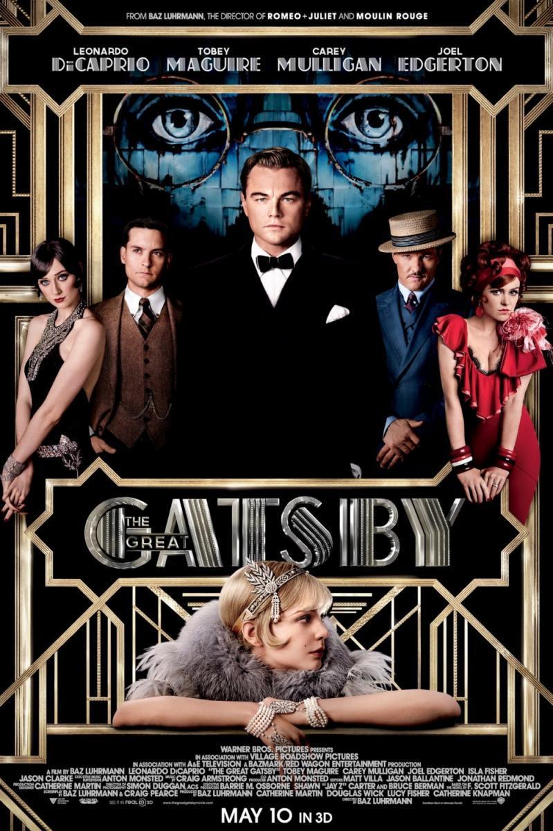 El gran Gatsby (2013) - Filmaffinity