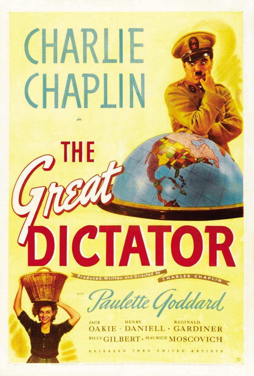Charles Chaplin - El Gran Dictador | 1940 | 720p. | Mega-UB