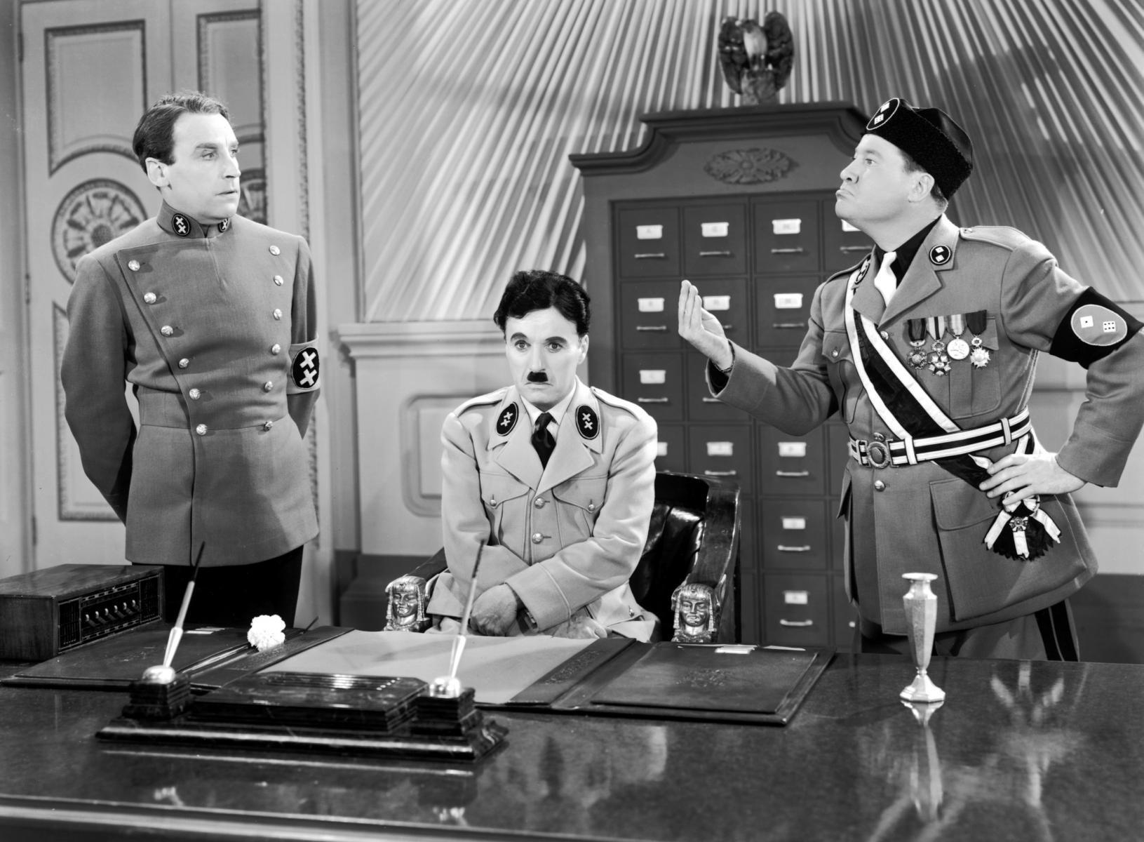 El gran dictador (1940) -