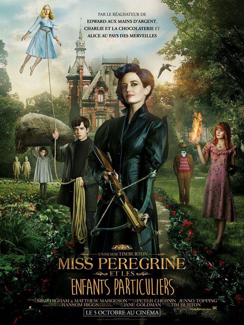El hogar de Miss Peregrine para niños peculiares (2016) - Filmaffinity