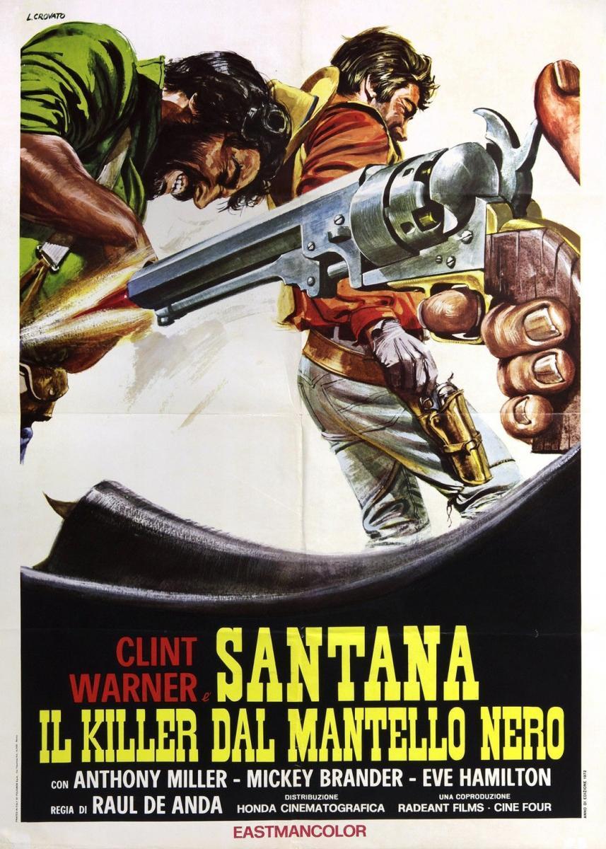 Amadee Chabot el hombre de negro (1969) - filmaffinity