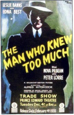 El hombre que sabía demasiado