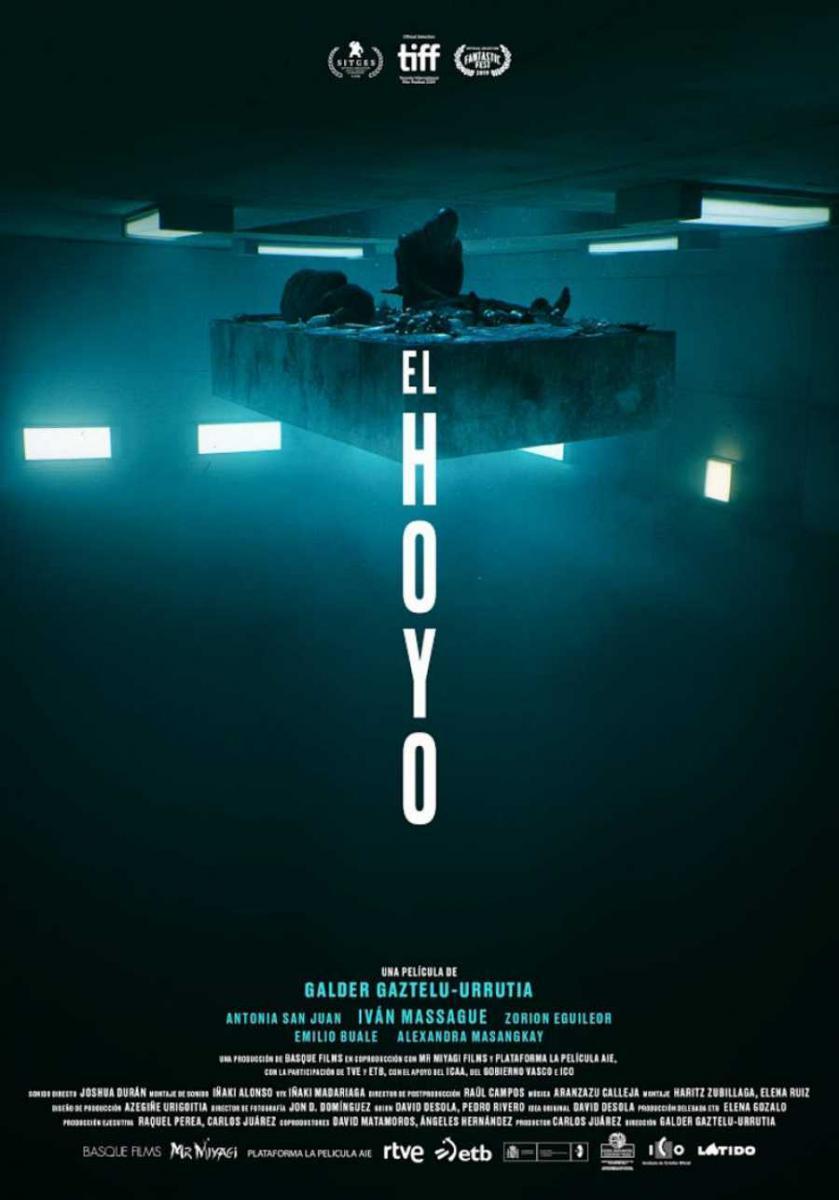 El hoyo (2019) - Filmaffinity