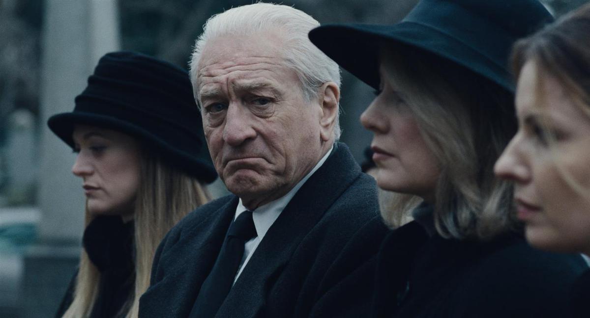 El Irlandés 2019 Filmaffinity