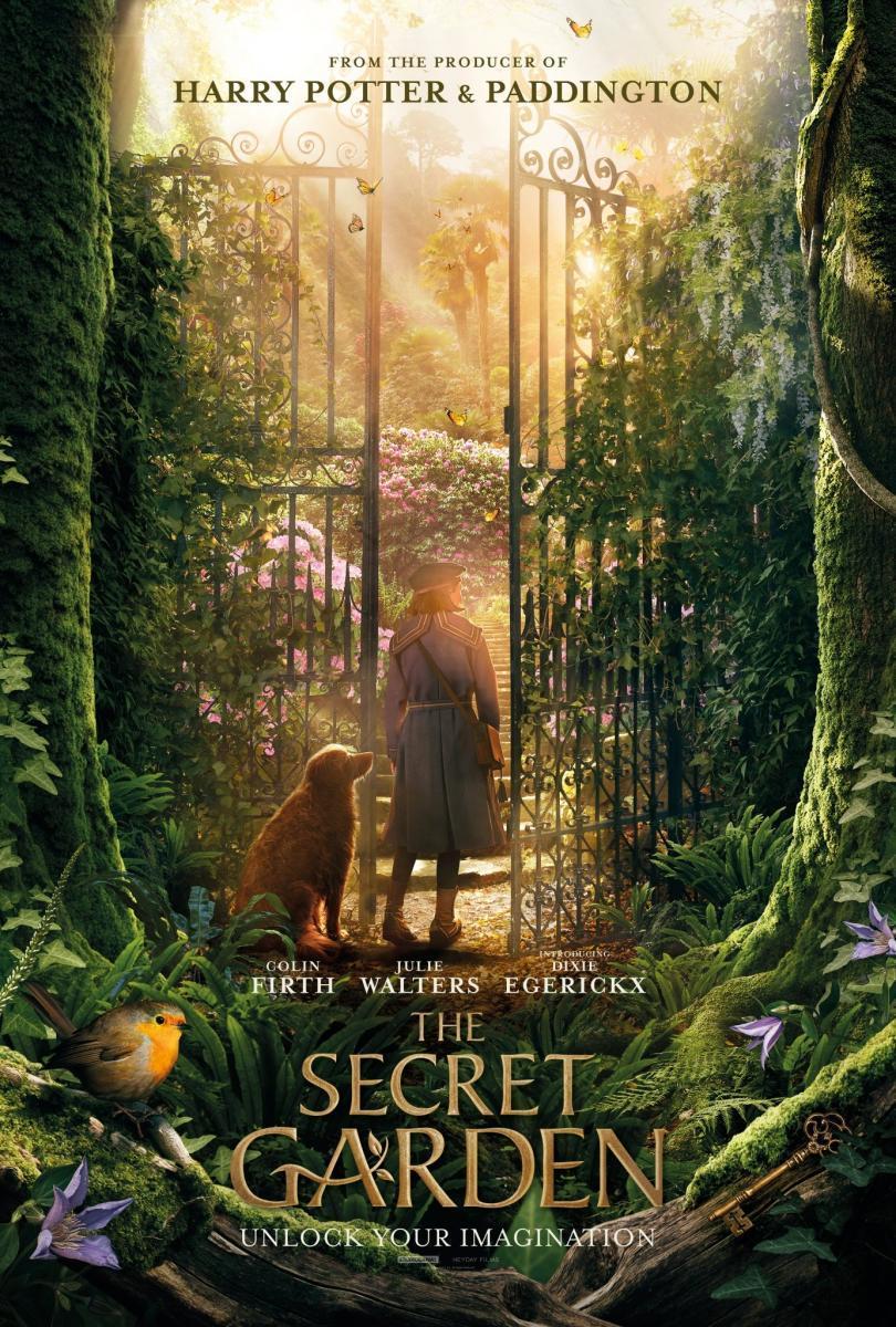 El jardín secreto (2020) - Filmaffinity