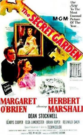 El jardín secreto (1949) - Filmaffinity