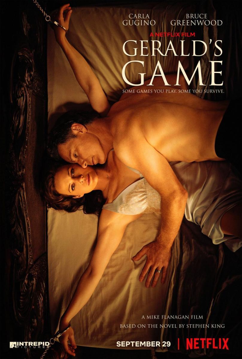 El Juego de Gerald (Gerald's Game) (V.O.S) (2017)