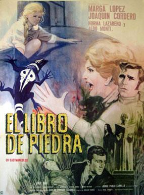 El libro de piedra (1969) - Filmaffinity