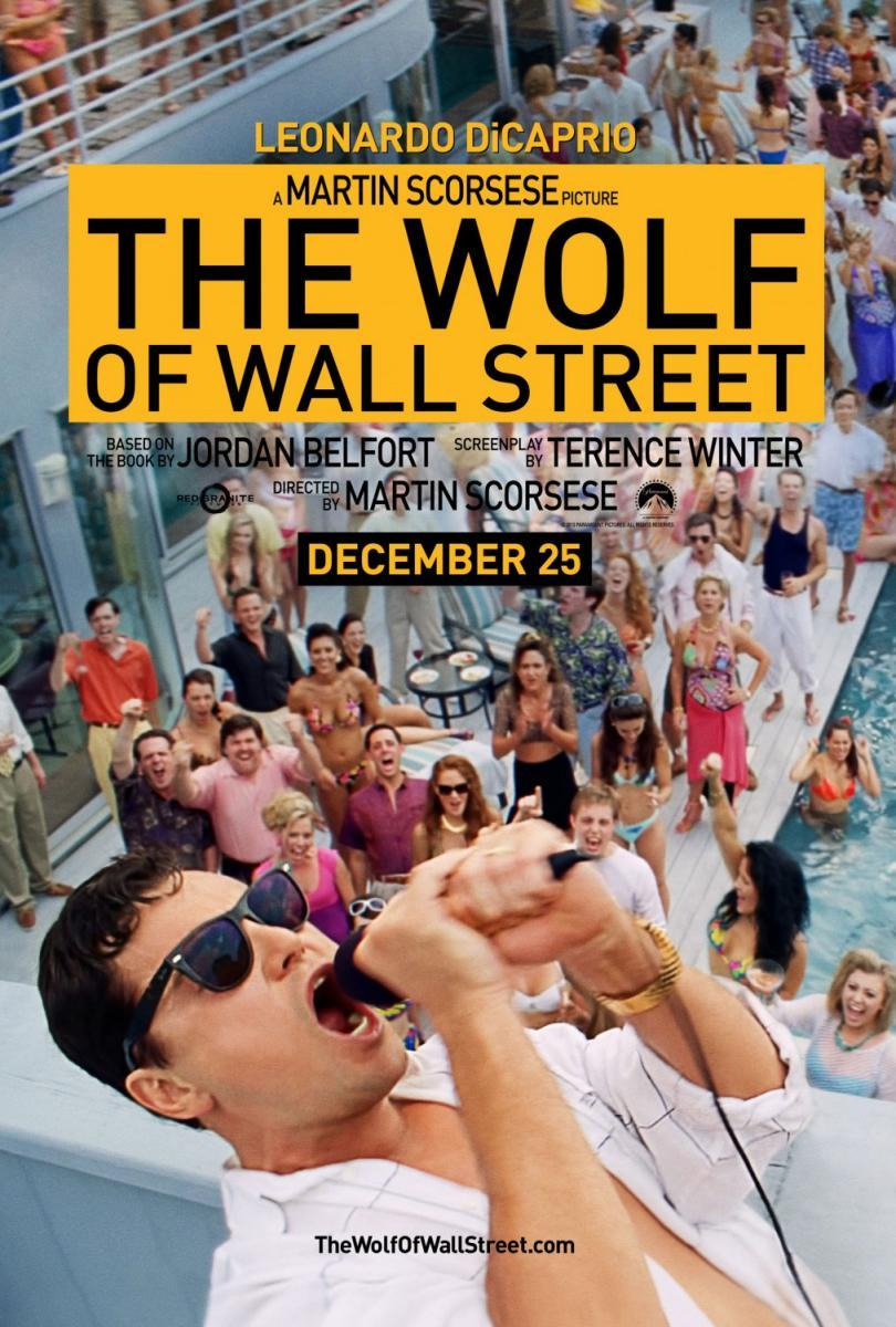 El Lobo De Wall Street (BRRip Latino – Ingles 1080p) 2013