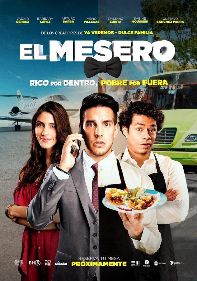 El mesero (2021) - Filmaffinity