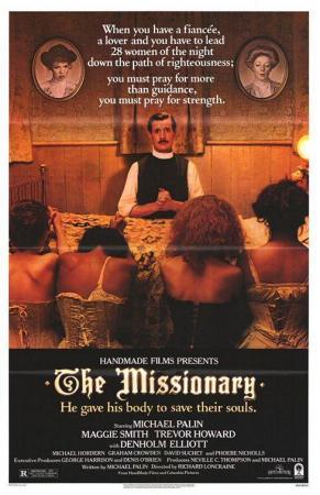 El misionero