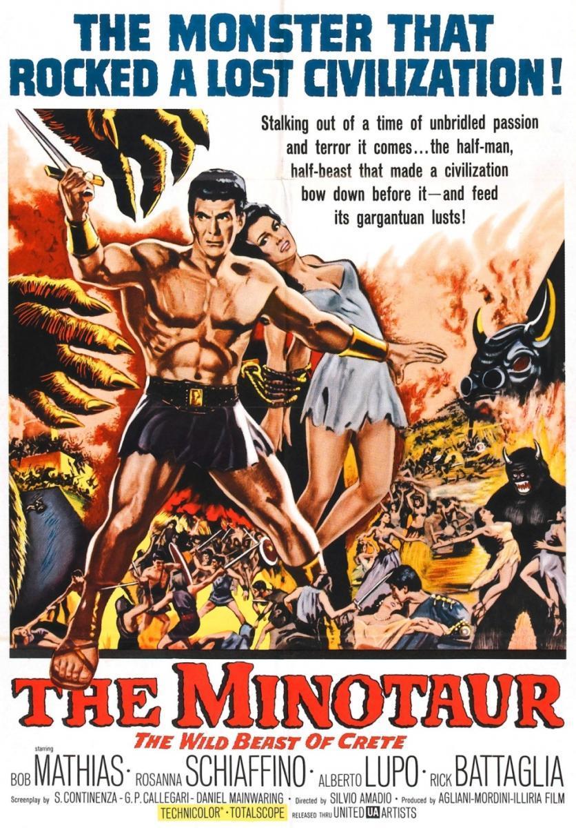 El Monstruo De Creta (1960)