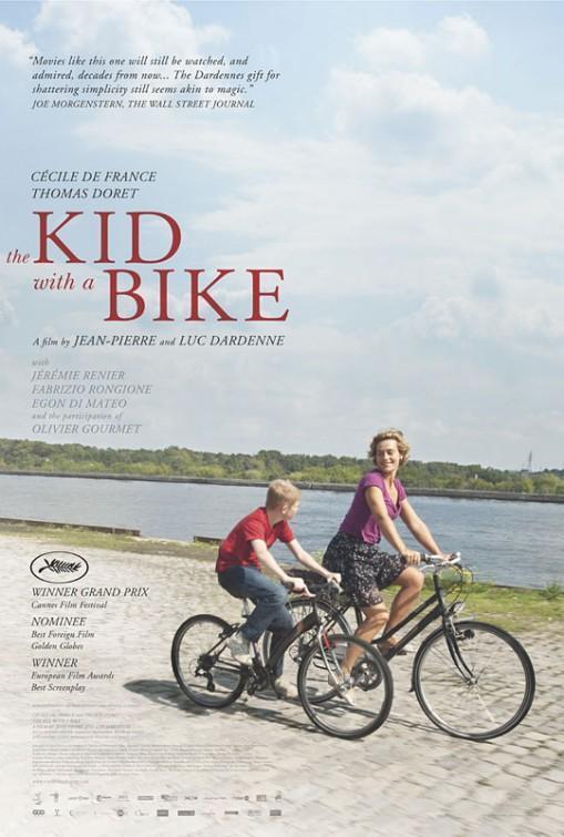 ddc0e9ecf Sección visual de El niño de la bicicleta - FilmAffinity