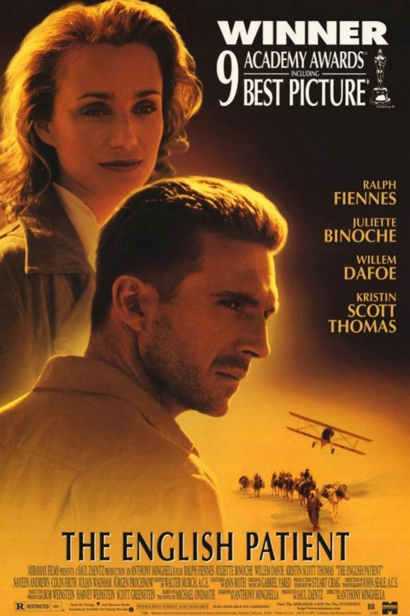 El paciente inglés (1996) - Filmaffinity