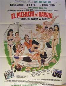 El pichichi del barrio (Fútbol de alcoba 2)