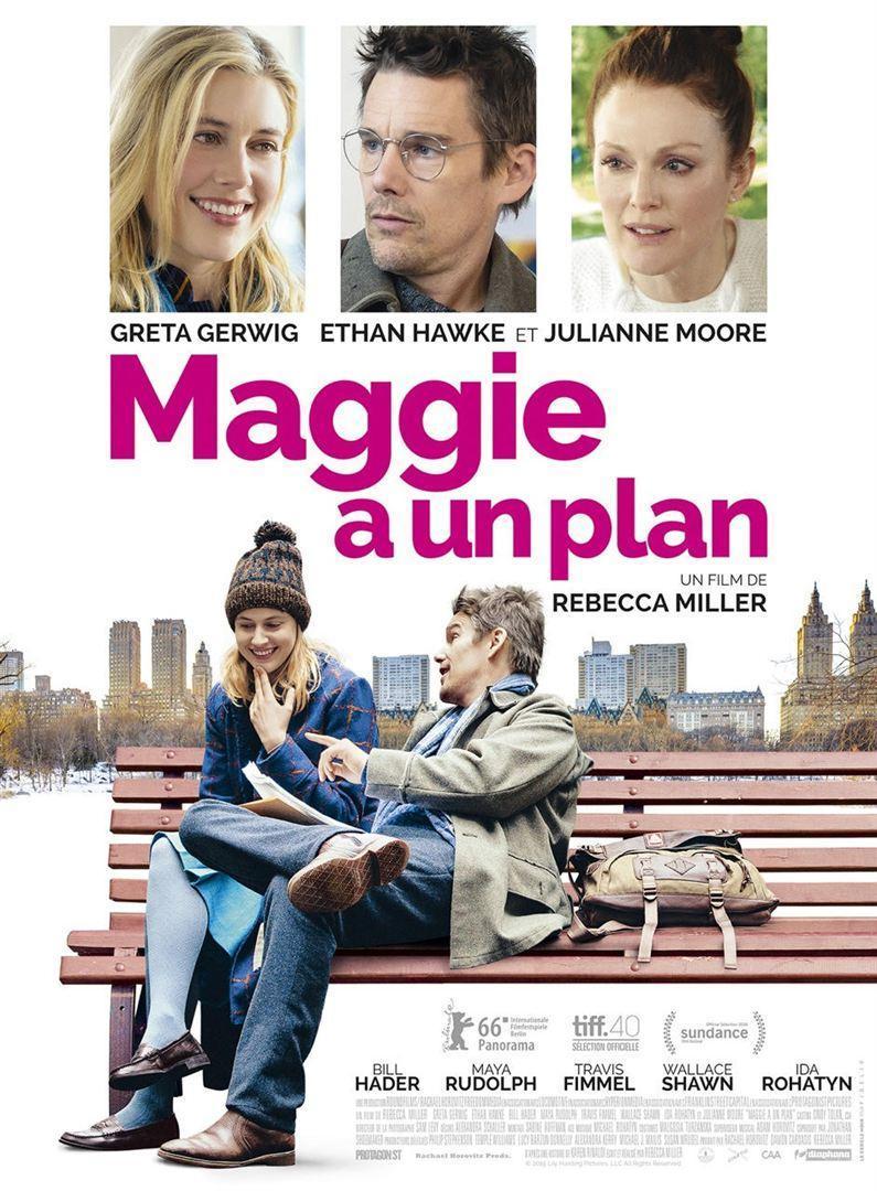 El plan de Maggie (2015) - Filmaffinity
