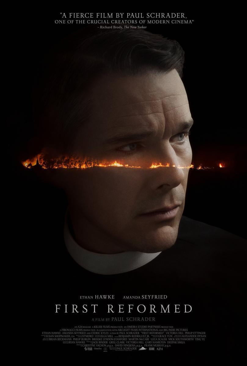 El reverendo (2017) - Filmaffinity
