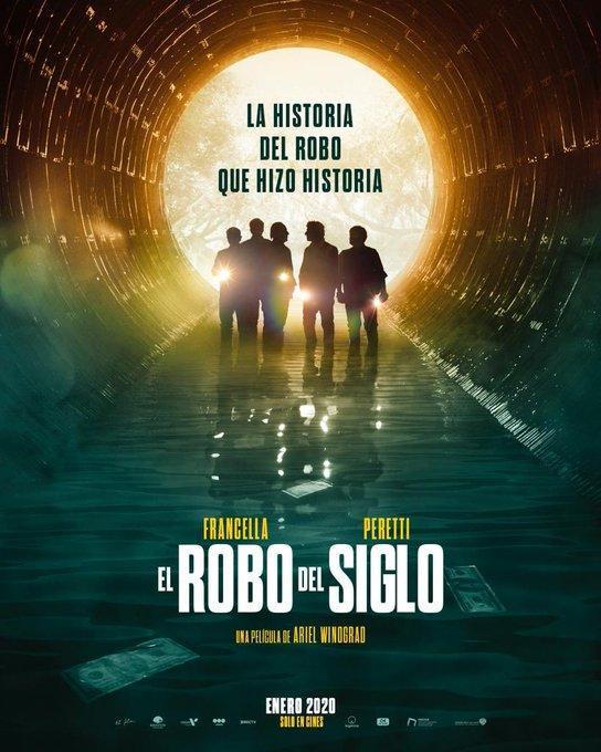 Últimas películas que has visto (las votaciones de la liga en el primer post) - Página 12 El_robo_del_siglo-587524070-large