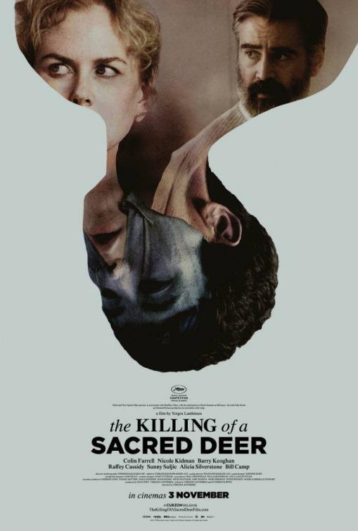 El sacrificio de un ciervo sagrado (2017) - Filmaffinity