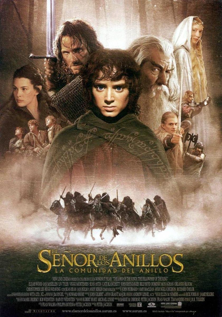 El señor de los anillos: La comunidad del anillo (2001) - Filmaffinity