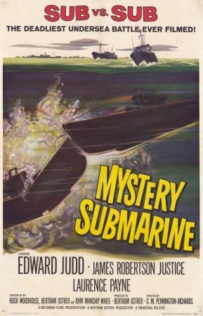 El submarino fantasma