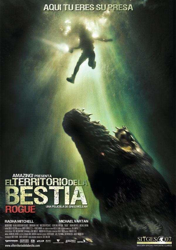 El territorio de la bestia (2007) - Filmaffinity