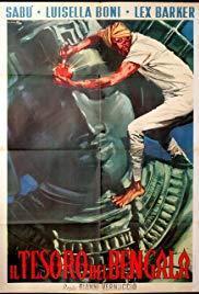 El tesoro de Bengala  - Poster / Imagen Principal
