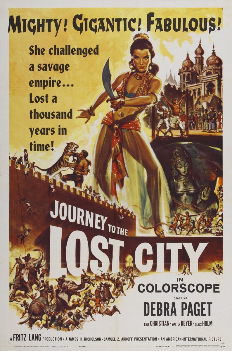 El tigre de Esnapur (1959) - Filmaffinity