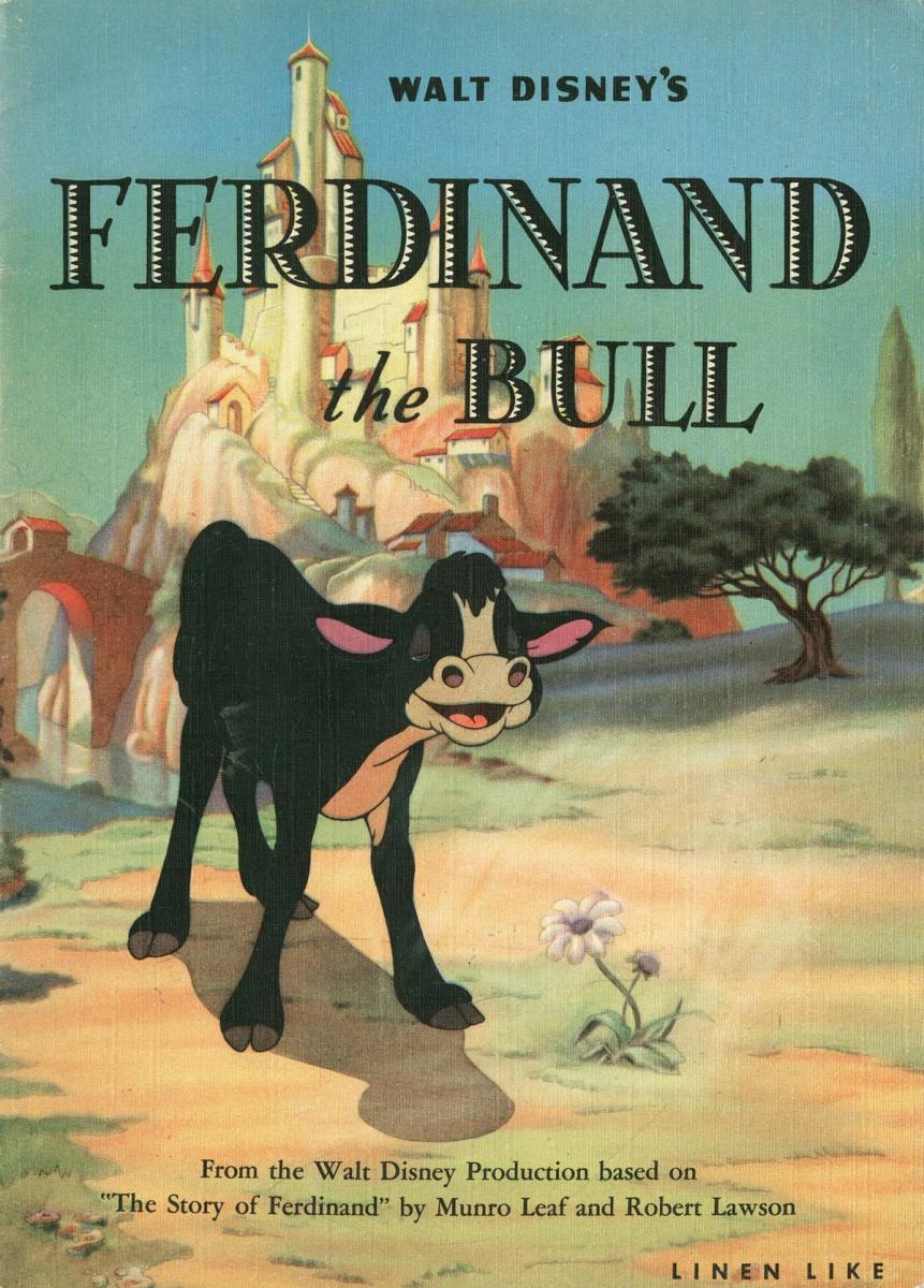 El toro Ferdinando (1938) - FilmAffinity