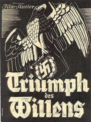 An analysis of hitlers propaganda in the movie the triumph of will