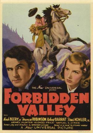El valle prohibido