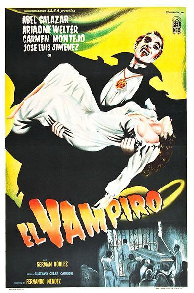 El vampiro (1957) - Filmaffinity