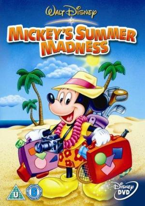 El verano loco de Mickey