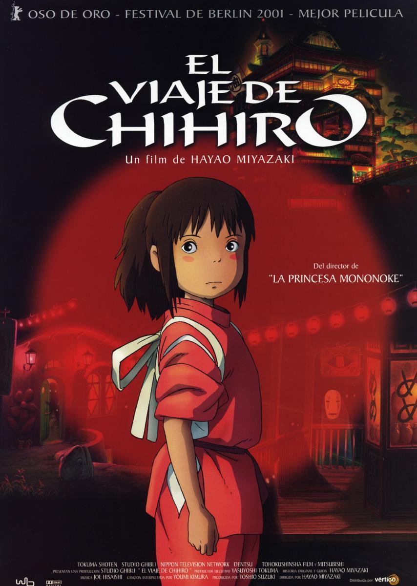 El viaje de Chihiro (2001) - Filmaffinity
