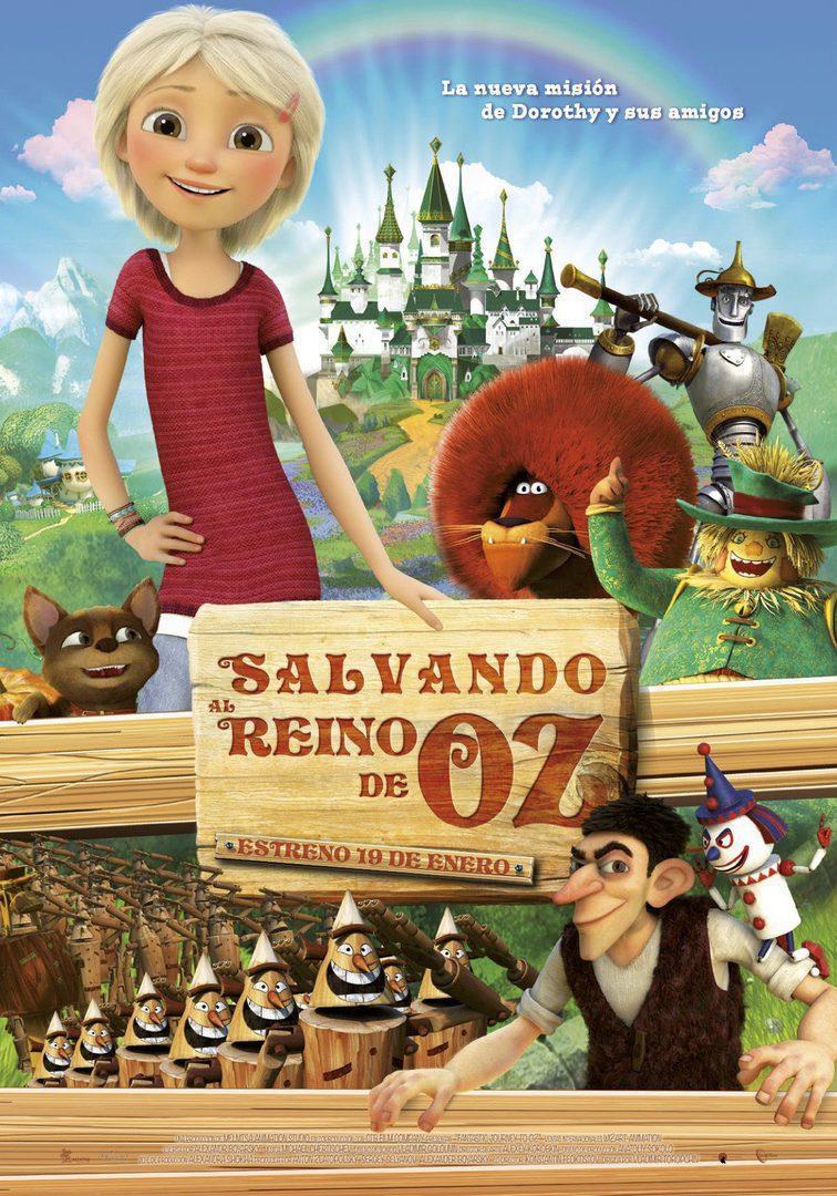 El Viaje Fantástico a Oz (2017) HD [1080p] Latino [GoogleDrive] SilvestreHD