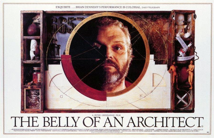 El Vientre Del Arquitecto 1987 Filmaffinity