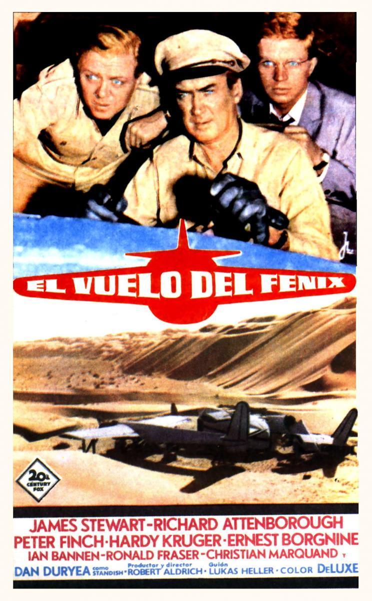 Sección visual de El vuelo del Fénix - FilmAffinity