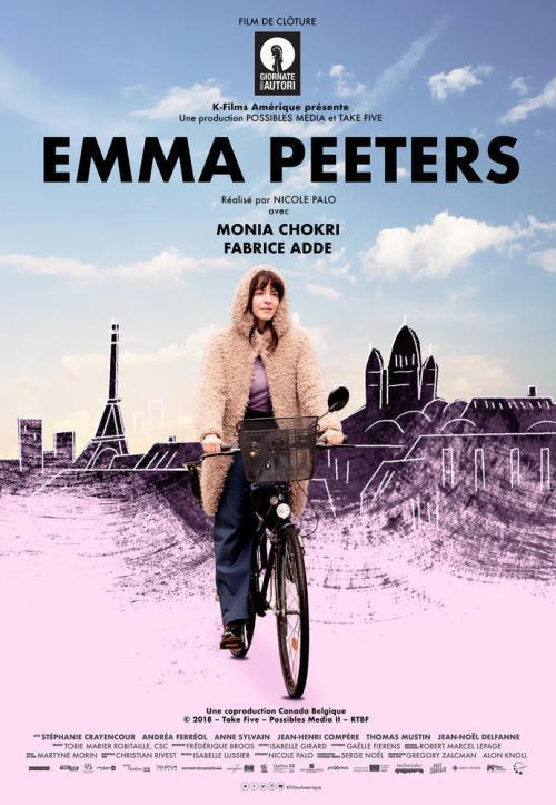 Emma Peeters (2018) - Filmaffinity