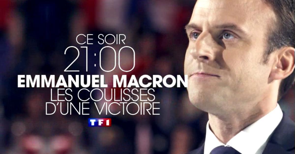 Emmanuel Macron Behind The Rise 2017 Filmaffinity