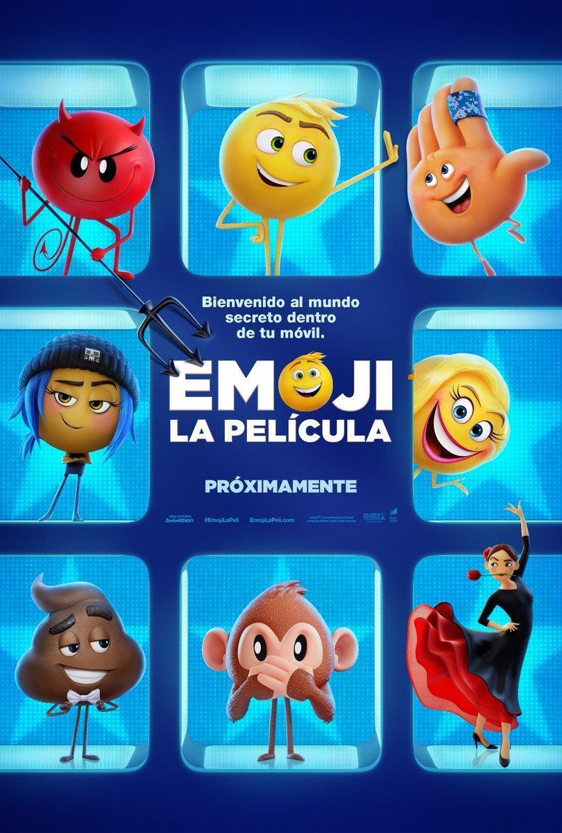 Emoji: La Película (BRRip Latino – Ingles 1080p) 2017
