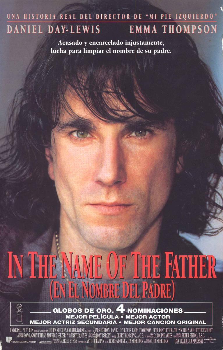 En el nombre del padre  - Posters