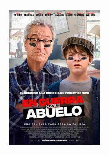 En Guerra Con Mi Abuelo 2020 Filmaffinity