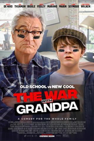En guerra con mi abuelo (2020) - Filmaffinity