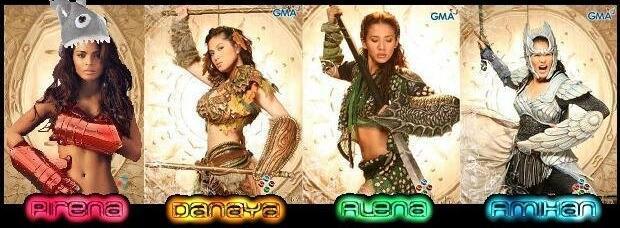 Image gallery for Encantadia (TV Series) - FilmAffinity