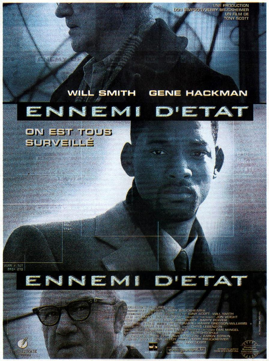 Enemy Of The State 1998 Filmaffinity