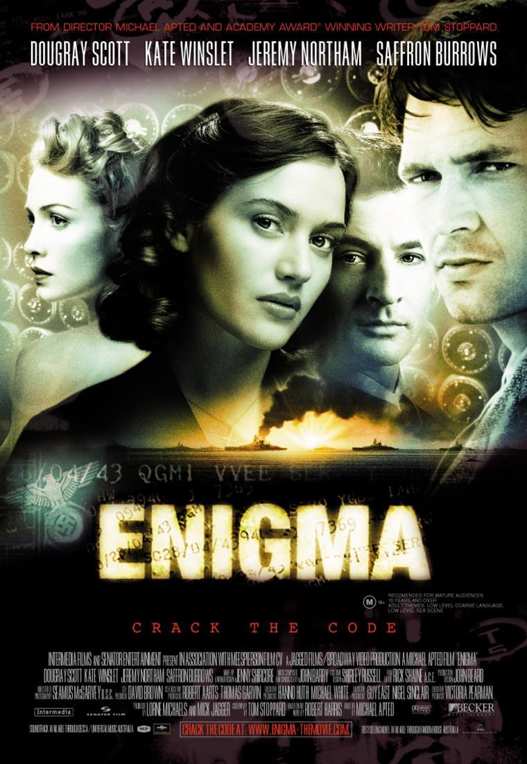 Image Gallery For Enigma Filmaffinity