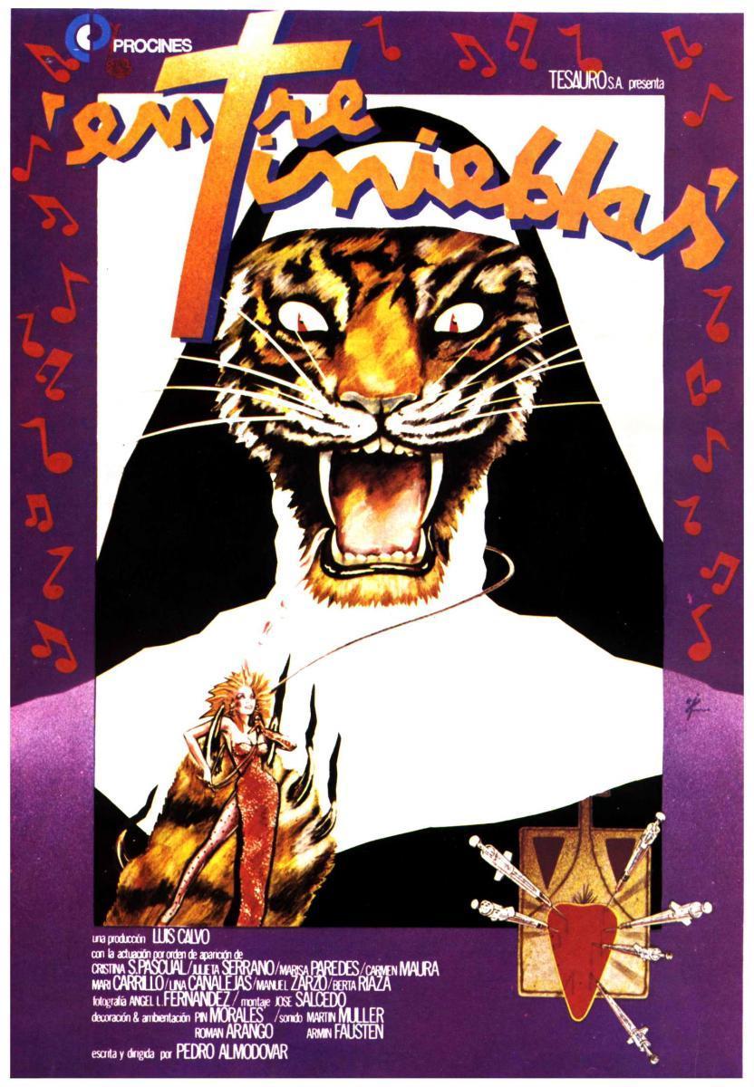 Entre tinieblas (1983) - Filmaffinity